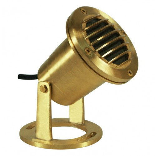 Orbit B512 Solid Brass 12V MR16 35W Underwater Light