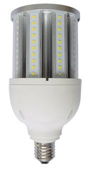 Westgate 27W LED Corn Lamps - 100-277V, UL Listed