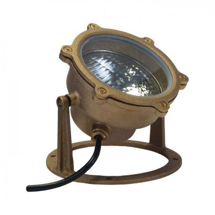 Orbit 5500 Solid Brass 12V PAR36 75W Underwater Light - Southern California Electric