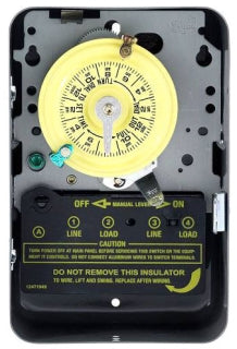 Intermatic T105 40 Amp 24-Hour Mechanical Time Switch