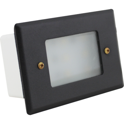 Orbit 7110C Step Light Cover Only,  regular or LED housing extra - Southern California Electric