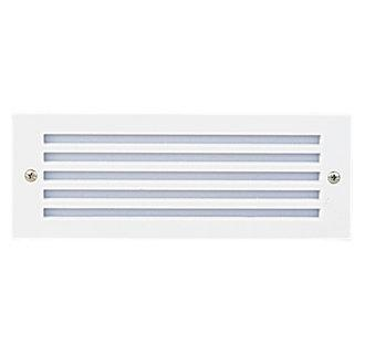 Elco ELST39 13W CFL Brick Light with Grill Faceplate