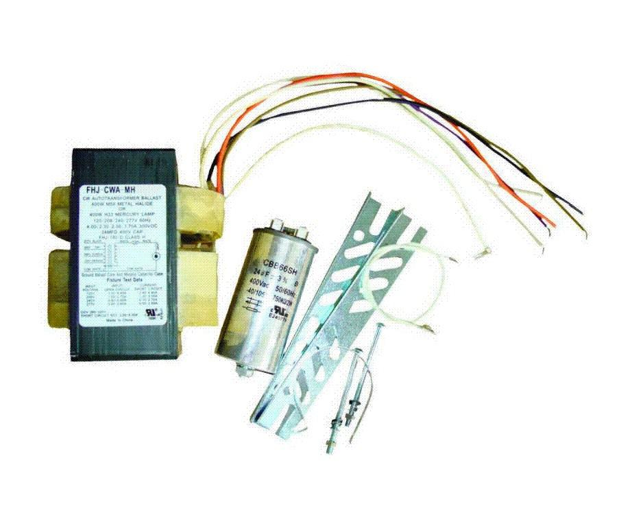 Top Star MH100W 100W Metal Halide Ballast Kit - Quad Tap 120V~277V