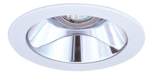 Elco EL1421 4 Low Voltage Adjustable Reflector  - Clear Reflector, Diecast Ring - Southern California Electric