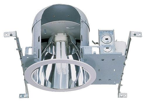 Elco EL27HE32ICA 6 IC Airtight Vertical CFL Downlight Housing - 32 Watts