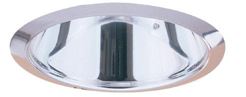 Elco EL901 4 Airtight Smooth Cone Reflector Trim  - White - Southern California Electric