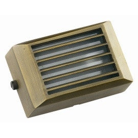 Best Quality Lighting LV57S Die Cast Brass Low Voltage Short Surface Mounted Step Light  sc 1 st  Southern California Electric u0026 Lighting & Step Lights azcodes.com