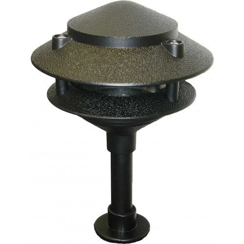 Orbit 2020 2-Tier Low Voltage Pagoda Path Landscape Light