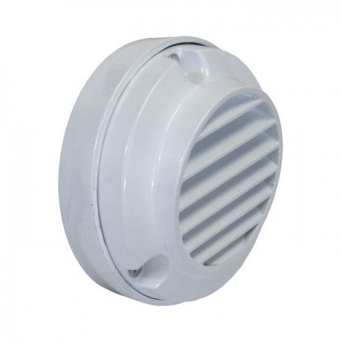 "Orbit 7012 Cast Aluminum 4"" Surface Wall/Step Light with Louver"