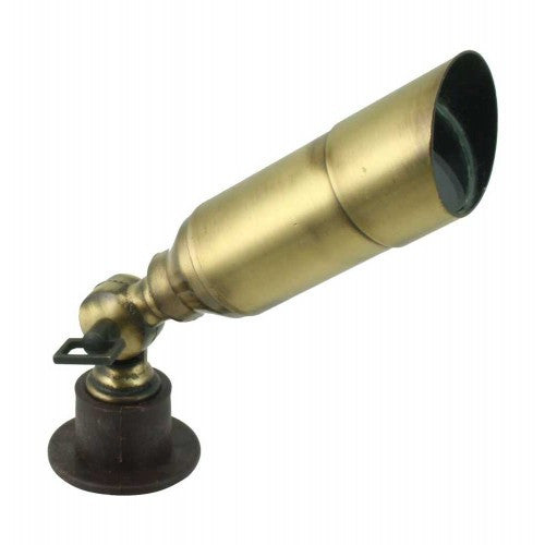 Orbit B103 12V Cast Brass Directional Bullet Landscape Light