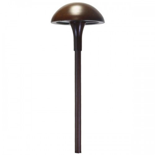 Orbit S225 Cast Aluminum Mushroom Landscape Path Light