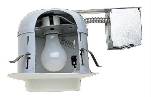 Elco RR9ICA 6 Airtight IC Shallow Remodel Housing - 75W Watts - Southern California Electric