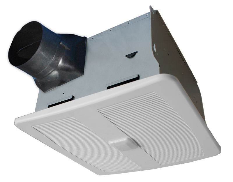 Airzone SED110M Premium Efficiency Fan, Ultra-Quiet DC Motor Fan with Motion Sensor - Southern California Electric