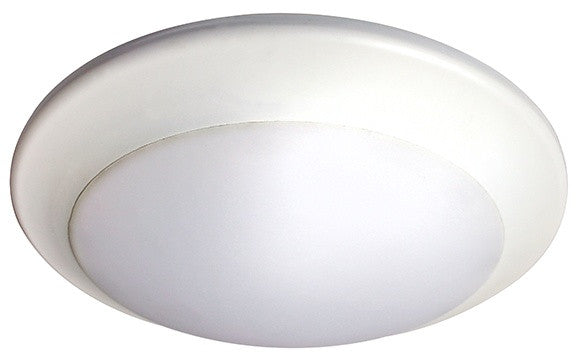 "Westgate 9W 4"" Round Disc Downlight LED Trim 120V - White, UL Listed - Southern California Electric"