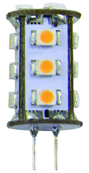 Westgate 12V LED Replacement Bulb Lamp - 1.5W, 250 Lumen, Warm White - Southern California Electric