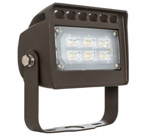 Westgate LED Architectural Flood Light with Trunnion, 120-277V - 12W, 30W, 50W, 80W, 100W or 150W - Southern California Electric