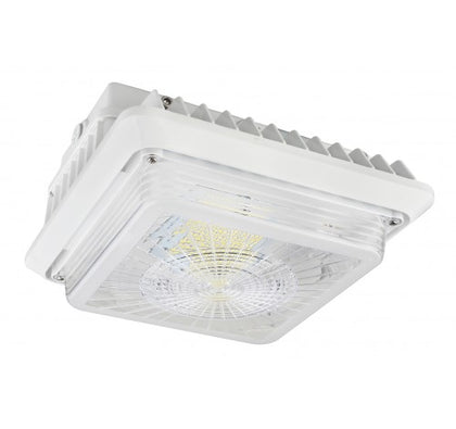 Westgate LED Canopy / Garage Light - 40W. 55W, 75W or 100W - Southern California Electric