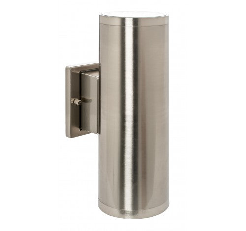 Westgate LED Wall Mounted Cylinder Up Down Lights - 20W, Bronze or Nickle