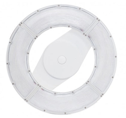 Westgate 100W LED High-Lumen Saturn UFO High Bay, 5000K/4000K - White - Southern California Electric