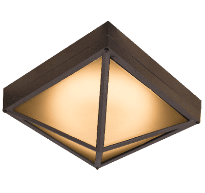 Westgate 12W Dimmable Rectangular Ceiling Lights - Southern California Electric
