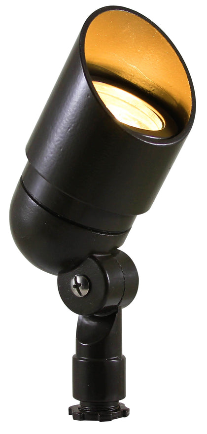Westgate 12V 5W LED Aluminum Directional Light, Black or Bronze Finish - Southern California Electric