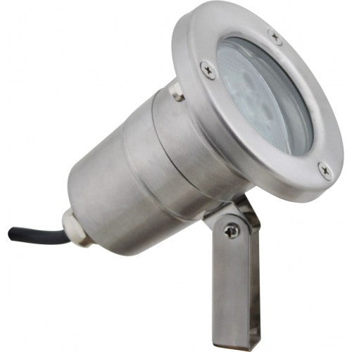 Orbit LSS110 LED Outdoor Directional Landscape Light - 12V, Stainless Steel - Southern California Electric