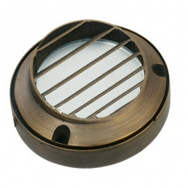 Best Quality Lighting LV51 Die Cast Brass Low Voltage Surface Mounted Step Light - Southern California Electric
