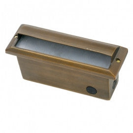 Best Quality Lighting LV61 Die Cast Brass Low Voltage Brick Step Light - Southern California Electric