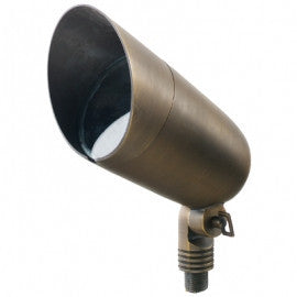 Best Quality Lighting LV70 Die Cast Brass Low Voltage Up Light - Southern California Electric