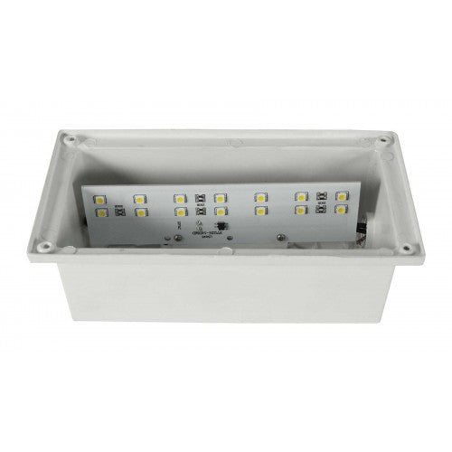 Orbit S712H-LED-12V Powder Coated Cast Aluminum Step Light Housing - Southern California Electric