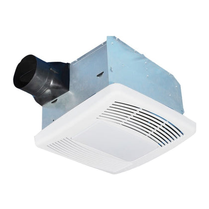 Airzone SE80L/SELF80 Premium Efficiency Fan Light, Ultra-Quiet AC Motor, Lamps Included - Southern California Electric