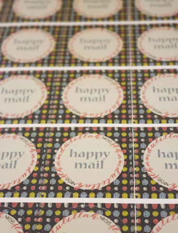 Happy Mail Alhamdulillah - Islamic Happy Mail Stickers