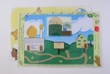 Little Muslim Activity Placemat - A Little Muslim Shoppe - 3