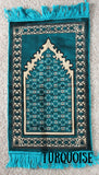 Toddler prayer rug - Turquoise