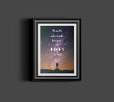 It is He who made the Night - Instant Digital Download - A Little Muslim Shoppe - 3