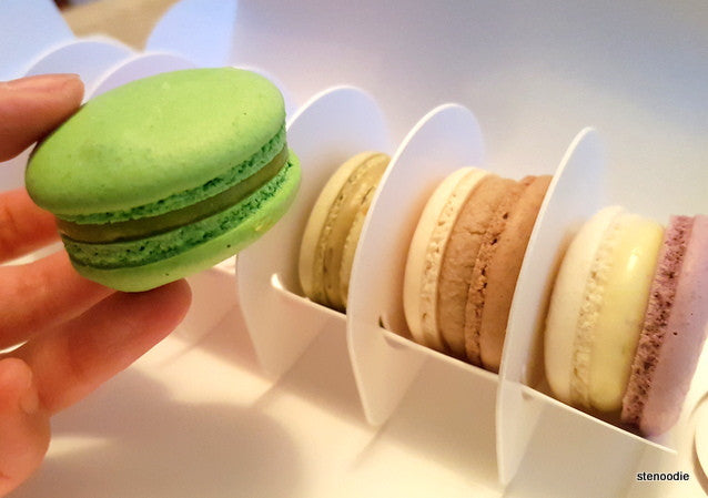 Macarons at Butter Avenue