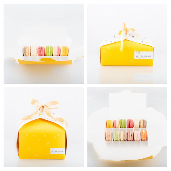 butter avenue the best macaron bakery patisserie toronto cake tart birthday gift lemon meringue