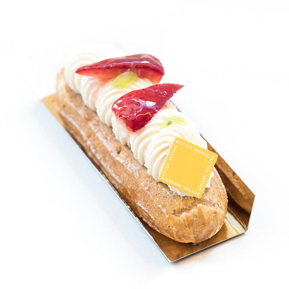 Toronto finest French bakery Butter Avenue introduce Eclair