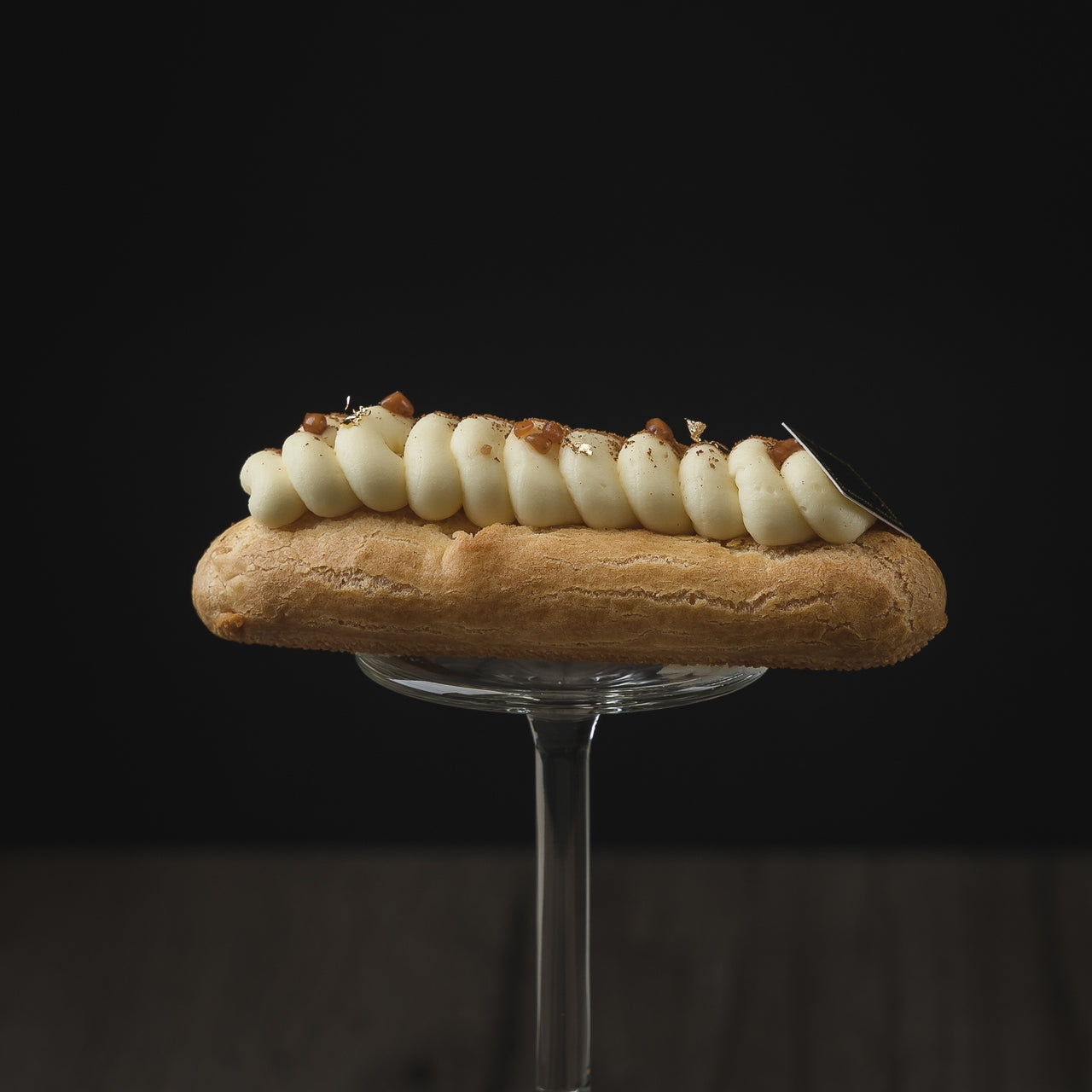 Éclair Apple Caramel