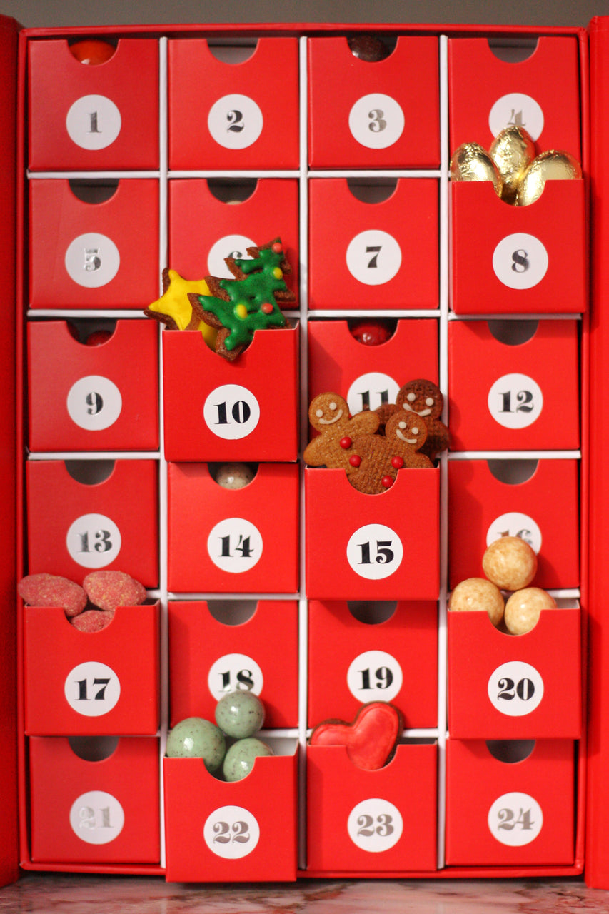 Advent Calendar SWEET box - Limited Edition