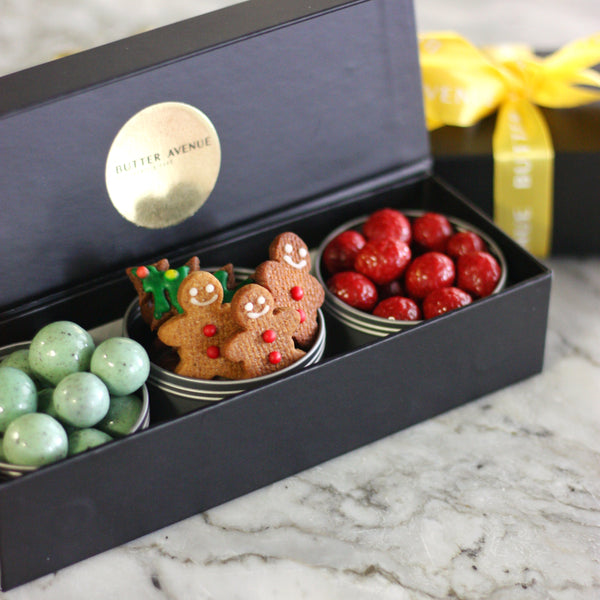 Deluxe French Chocolate Box (3 flavours)