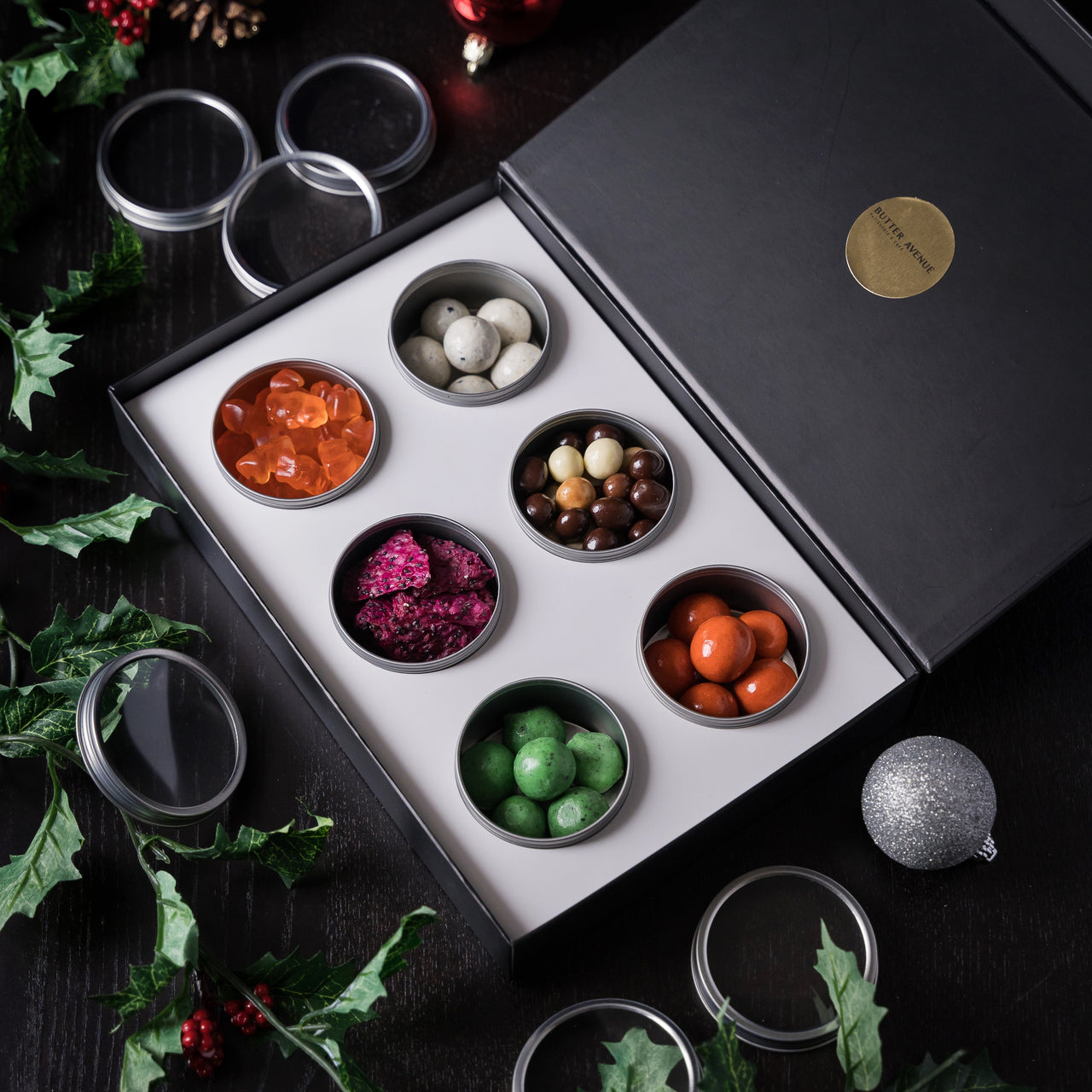 Deluxe French Chocolate Box (6 flavours)
