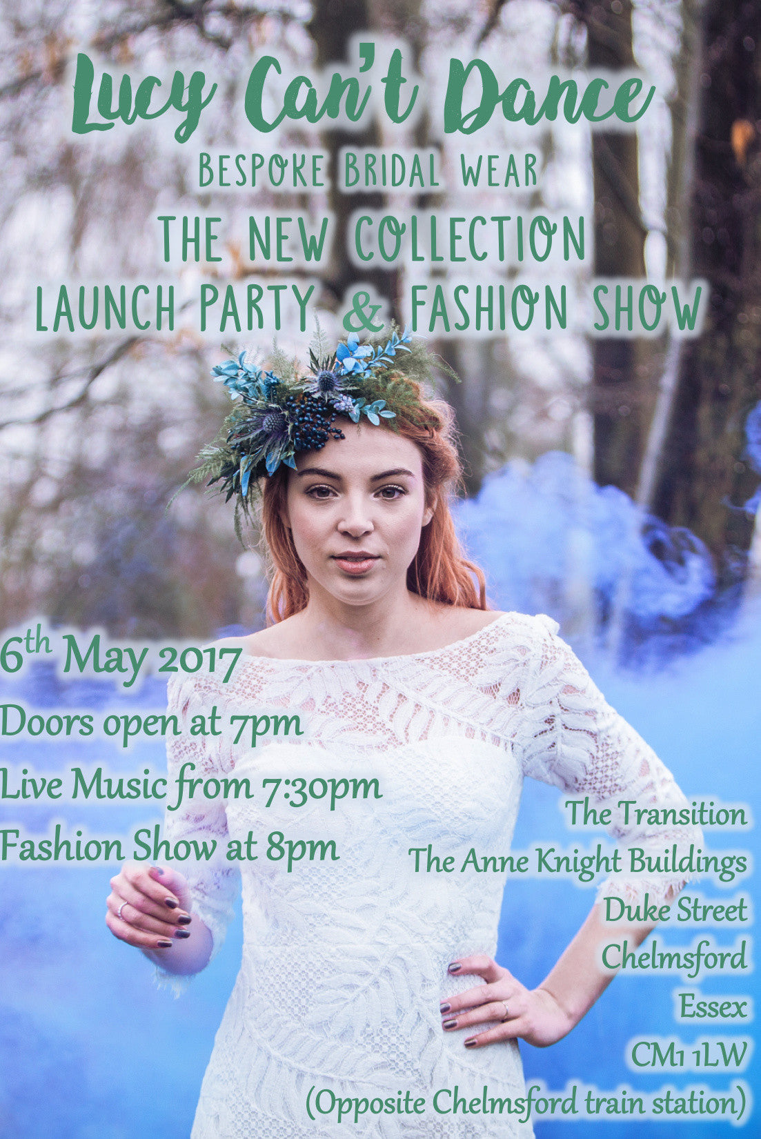 The New Collection: Launch Party and Fashion Show