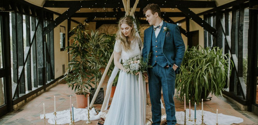 The Vintage & Alternative wedding guide