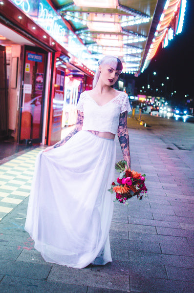 Soul Love - Alternative Wedding Dress Skirt