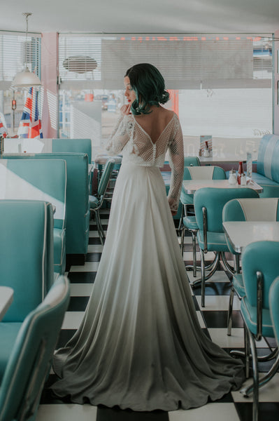 Vintage Wedding Dresses Made In Essex Lucy Can T Dance