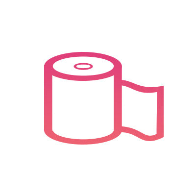 Breast lift tape Icon