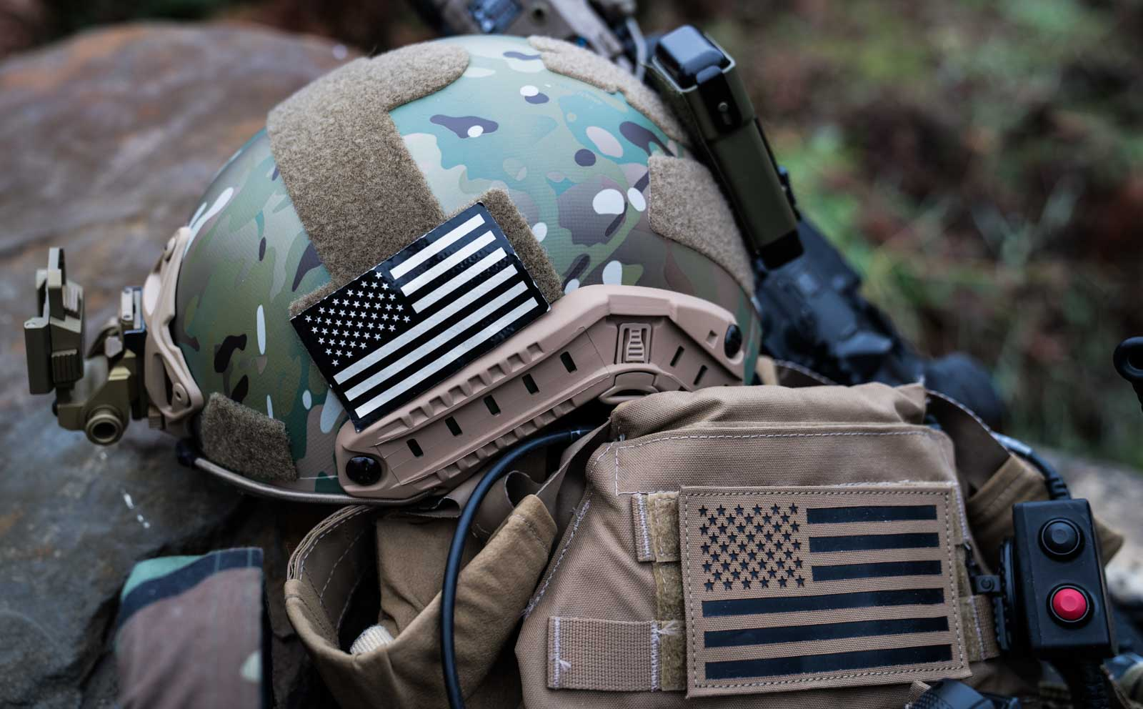 Setting Up Your Helmet With Communications Gear