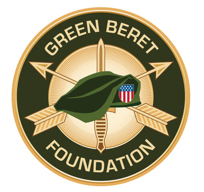 Green Beret Foundation Ballistic Helmet