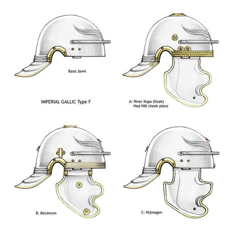 Soldier helmet with accessories
